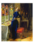 Mariana in the Moated Grange  1851