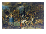 Gathering of Witches  1607
