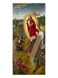 Resurrection of Christi (Right Panel of a Domestic Altar)