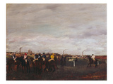 At the Racecourse  before the Race  1872/73