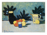 Still-Life with Fruit  about 1910