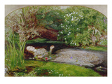 Ophelia  1851/1852