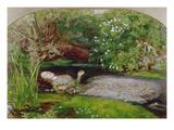 Ophelia  1851/1852