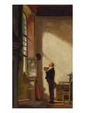 The Clerk  about 1850