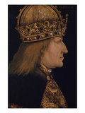 Emporer Friedrich III(1415-1493) Painted Following the Example of 1468