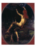 The Abduction of Ganymede  1887