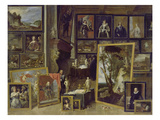 View of the Gallery of Archduke Leopold in Brussels (Ii)