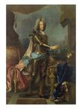 Bildnis Des Kurfuersten Max Emanuel Von Bayern (1662-1726)