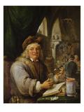 The Alchemist  1680