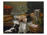 Still Life with Dog