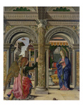 Annunciation  about 1470/72