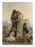 Jephthah&#39;s Daughter  1885