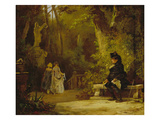 The Widower  about 1860