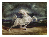 Horse Shying at Flash of Lightning  1824