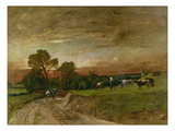Heimkehr Im Abendrot  1882