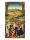 The Adoration of the Magi (Center Panel of the Epiphany Altarpiece)  about 1510