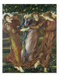The Garden of the Hesperides  1873