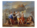 Il Ballo Della Vita Humana (A Dance to the Music of Time)  1638-1640 for Clemens Ix