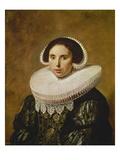 Sarah Wolphaerts Van Diemen  about 1634