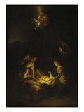 Adoration of the Shepherds  1706