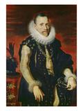 Archduke Albrecht Vii  about 1615