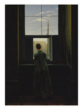 Woman at the Window  1822()