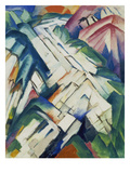 Mountains (Formerly Landscape)  1911/12