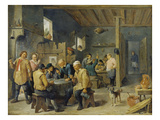 Tavern Scene  1643