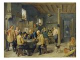 Tavern Scene  1643