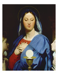 The Virgin of Eucharist