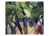 Promenade  1913