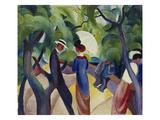 Promenade  1913