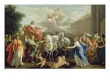 The Entering of Johann Wilhelm  Elector Palatine