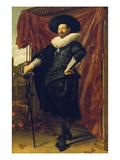 Portrait of Willem Van Heythuisen