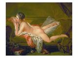 Resting Girl (Louise O'Murphy)  1752