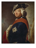 Frederick Ii the Great  about 1745
