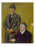 Portrait of Henri and Alexis Rouart  1895
