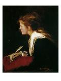Eva Studie Zu Milton  1877