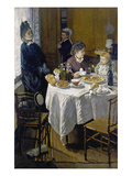 Luncheon (Le D&#233;jeuner)  1868