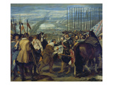 The Capitulation of Breda  1634/1635