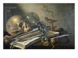 Vanitas Still Life   1656