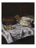 Still Life with Asparagus  about 1885/90