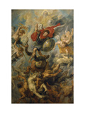 War in Heaven Archangel Michael in the Fight Against Schismatic Angels