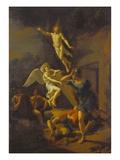 Auferstehung Christi  1719