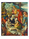 Glim Lamentation (Pieta)  about 1500