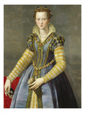 Maria De Medici (1540-1557)