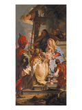 Adoration of the Magi  1753