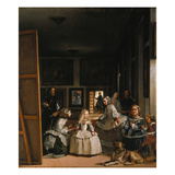 Las Meninas (The Courtladies)