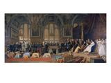 Empfang Siamesischer Gesandter Im Schloss Fontainebleau  1861/1864