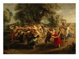 Baeuerlicher Tanz  1636/1640